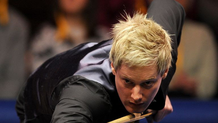 Neil Robertson: Produced fireworks in the final frame to beat Mark Allen