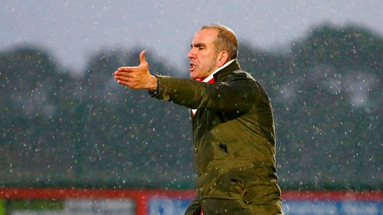 Paolo Di Canio: Waiting on a decision from Paul Benson
