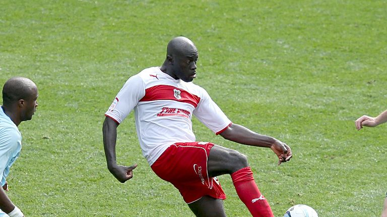 Patrick Agyemang: Stays on at Fratton Park