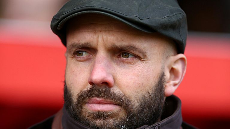Paul Tisdale: Ready to dip into transfer market