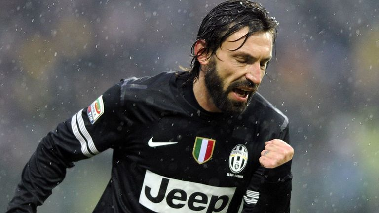 Andrea Pirlo: Believes Juventus are ready for Celtic challenge