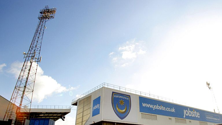 Fratton Park: Owning their own training ground is the club's eventual goal
