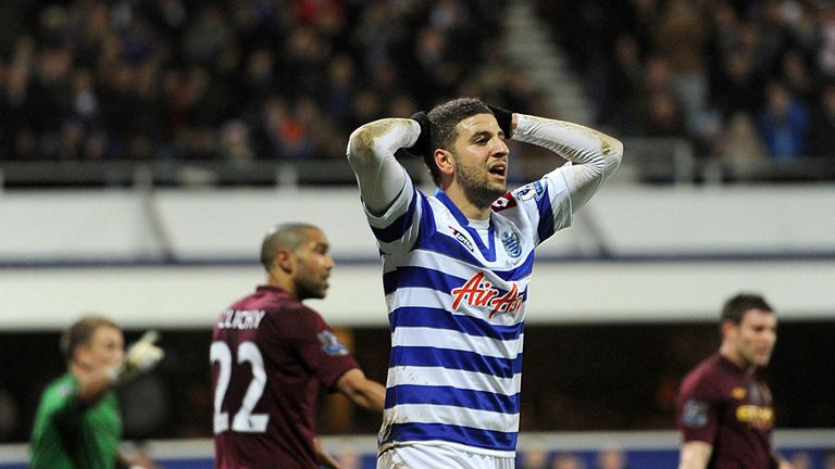 Adel Taarabt: The Moroccan has already played in the Championship for QPR