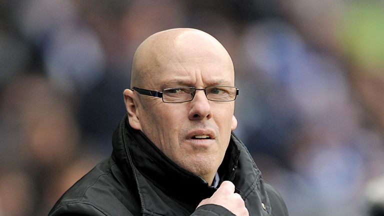 Brian McDermott: Delighted with win
