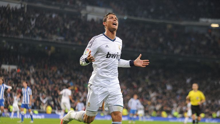 Cristiano Ronaldo: Scored a hat-trick in 4-0 win over Celta Vigo in Copa del Rey