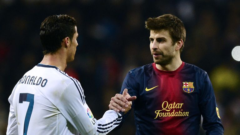 Barcelona and Real Madrid could meet in the Champions League quarter-finals