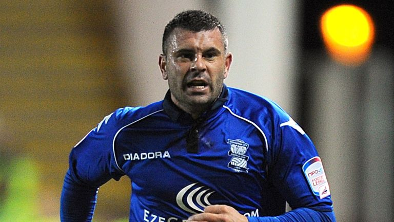 Paul Robinson: New deal for experienced Birmingham defender