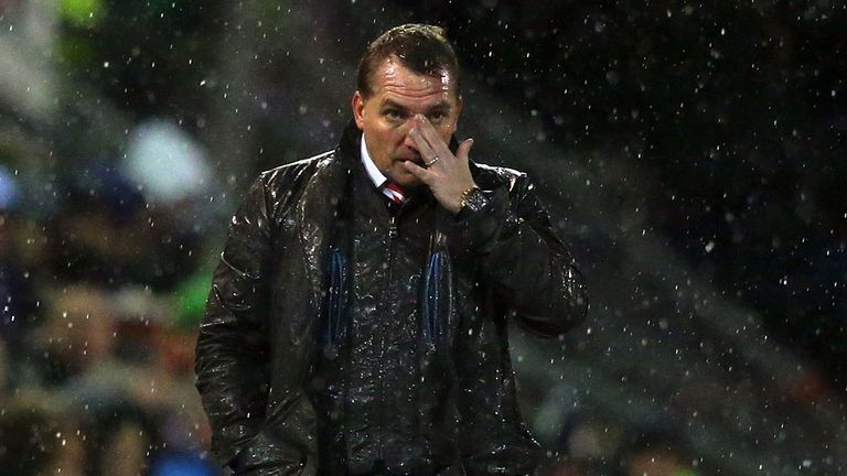 Brendan Rodgers: Liverpool youngsters may struggle to get a game after Oldham disappointment