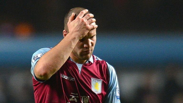 Ron Vlaar: Struggling with injury