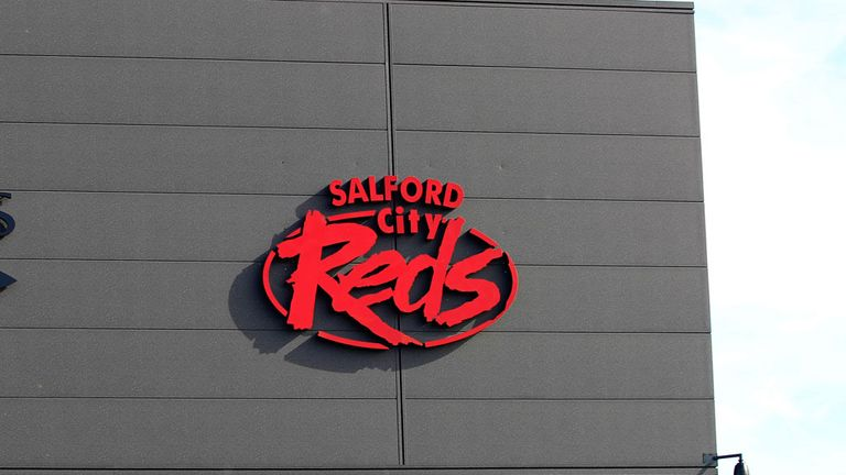 Salford City Reds: closer to being taken over by Marwan Koukash