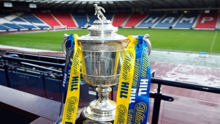 Scottish Cup Draw: Dundee derby in quarter-final