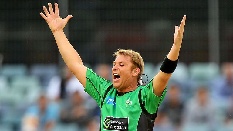 Shane Warne: wants Australia coach Mickey Arthur to be replaced by Stephen Fleming