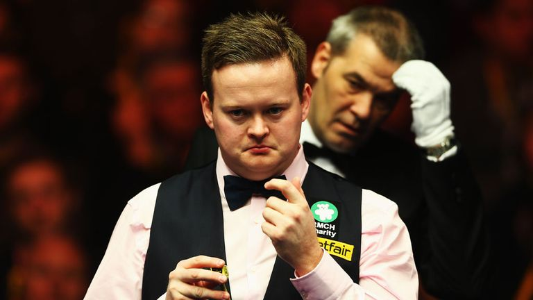 Shaun Murphy: Rejects rumours of losing match
