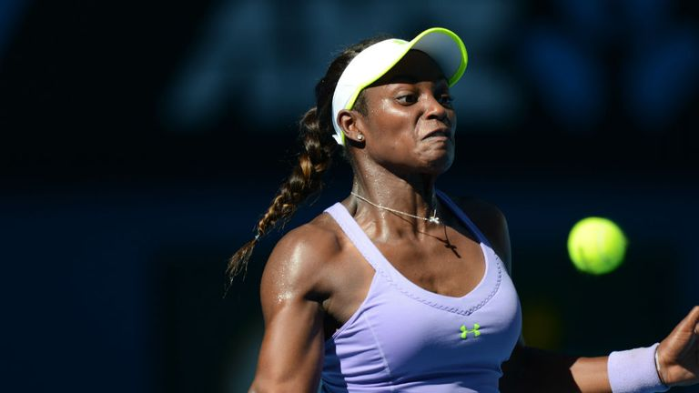 Sloane Stephens: Leading USA Fed Cup team
