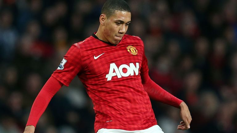 Chris Smalling: United defender is growing ever more confident