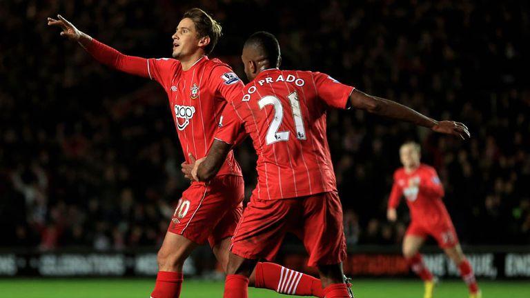 Gaston Ramirez: Uruguay international is happy at Southampton