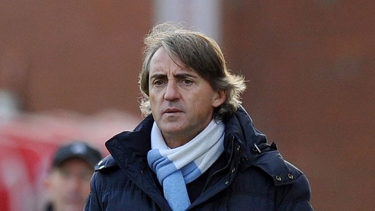 Roberto Mancini: Already has transfer targets in mind for the summer