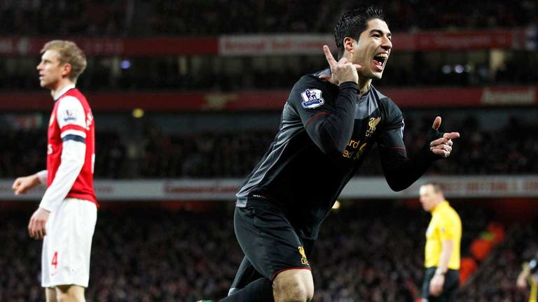 Luis Suarez: Does Arsene Wenger genuinely want the Liverpool striker or is it a tactical move?
