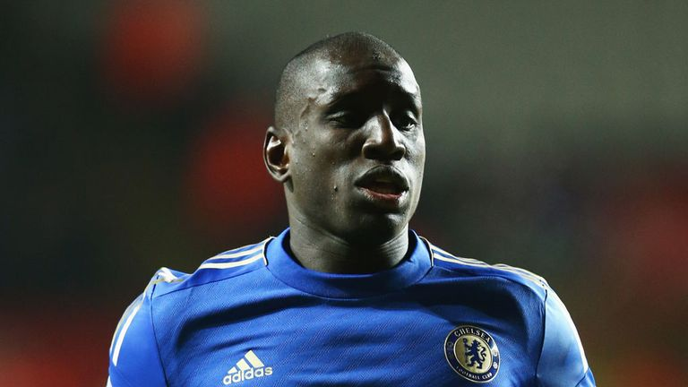 Demba Ba: Ready for his return to Newcastle