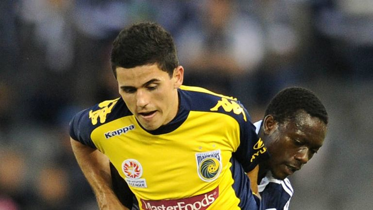 Tomas Rogic: Central Coast Mariners midfielder is a target for Reading