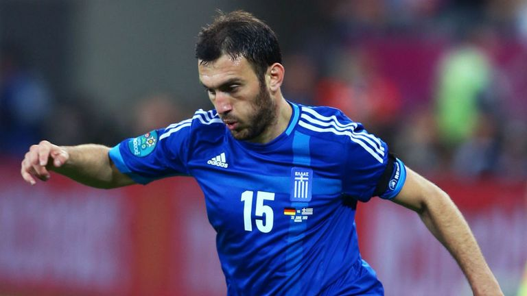 Vasilis Torosidis: Snubbed Fulham switch in favour of move to Italy