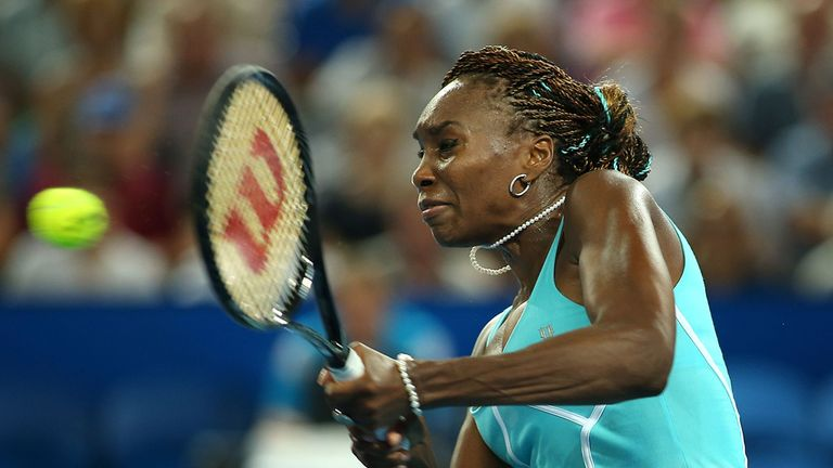 Venus Williams: Needed three sets to reach the last eight
