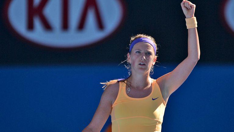 Victoria Azarenka: Back in the final
