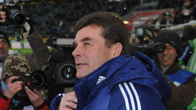 Dieter Hecking: Believes home success will be vital