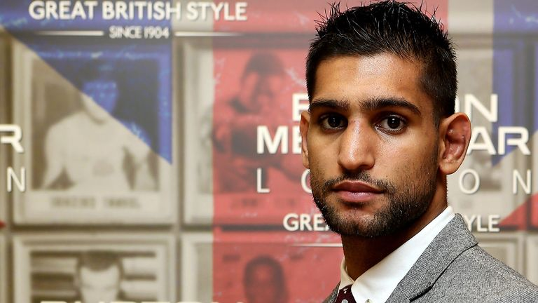Khan: Glenn wonders if the Brit can keep curbing his wild side