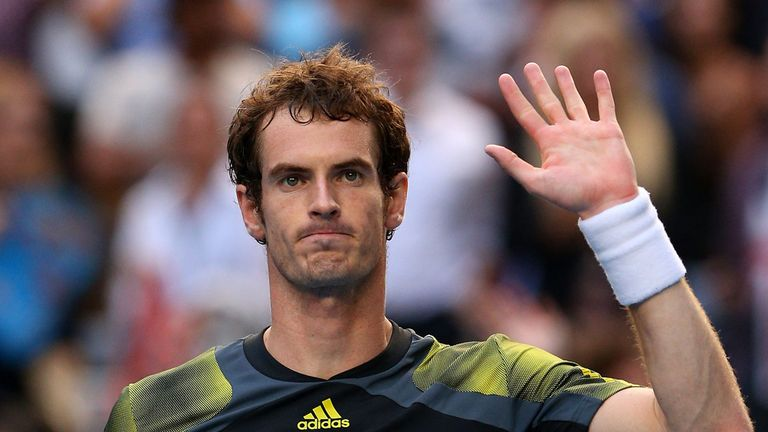 Andy Murray: Expecting tough encounter with Jeremy Chardy