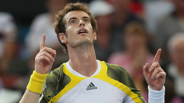 Andy Murray: British number one will take on Kei Nishikori in Brisbane International semi-finals