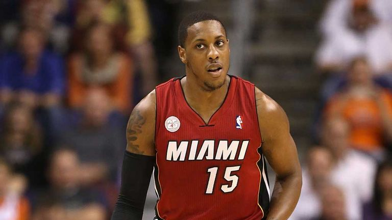 Mario Chalmers: On fire from beyond the arc against the Kings
