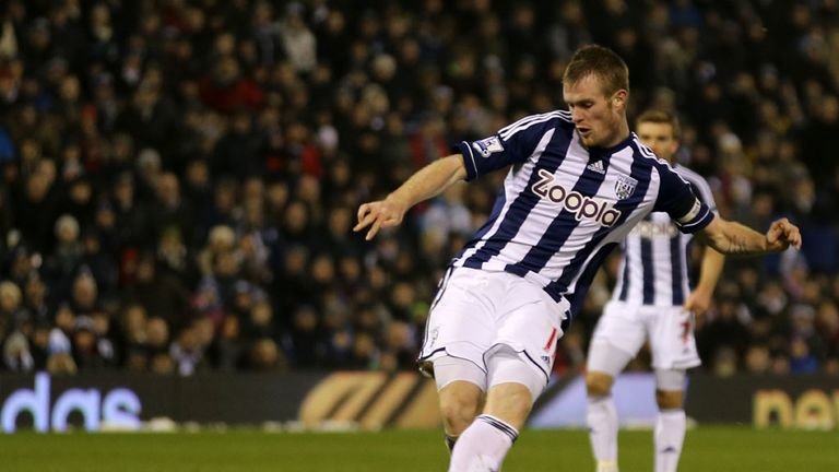 Chris Brunt: Confident West Brom can replicate impressive 2012/13 season next term