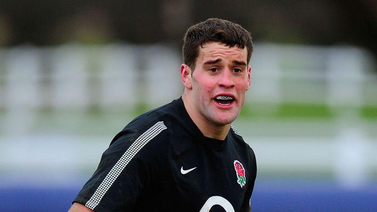 Calum Clark: injury doubt for England's tour of South America