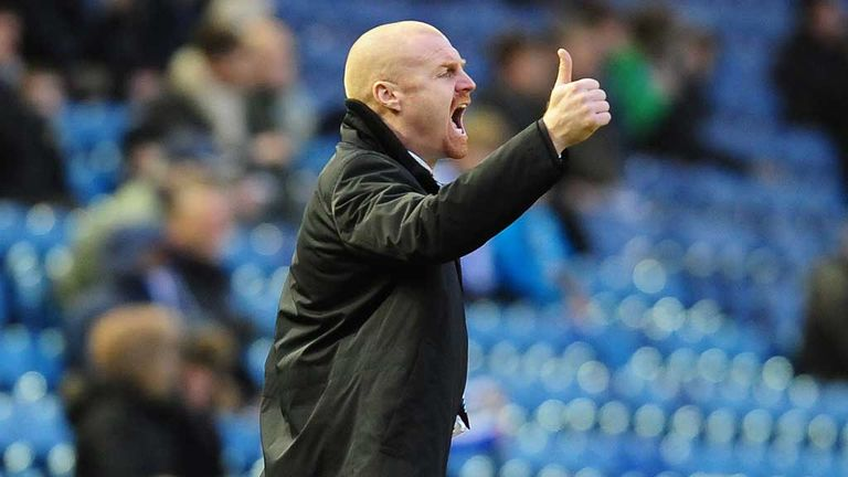 Sean Dyche: 'Feelgood factor' at Burnley