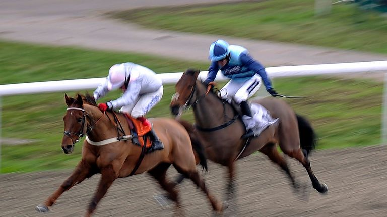 Fair Trade got the better of Pearl Swan at Kempton