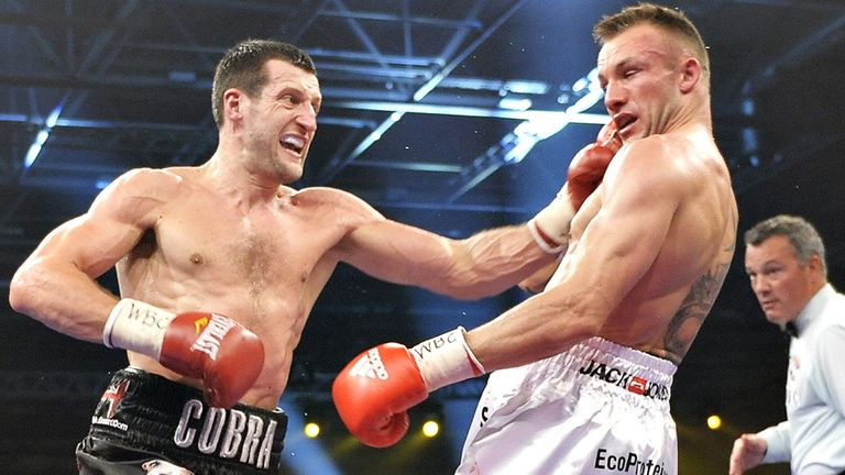 Carl Froch and Mikkel Kessler will clash for a second time, in the UK