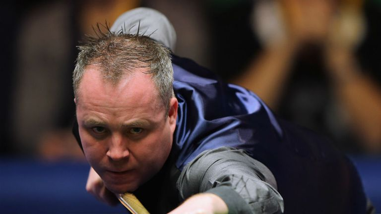 John Higgins: Comfortably defeated Joe Perry to reach semi-finals