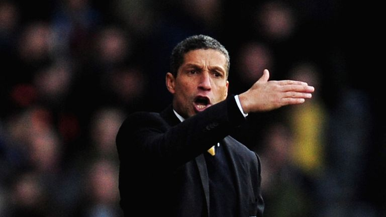 Chris Hughton: Hopes Norwich's FA Cup win can give his team a boost