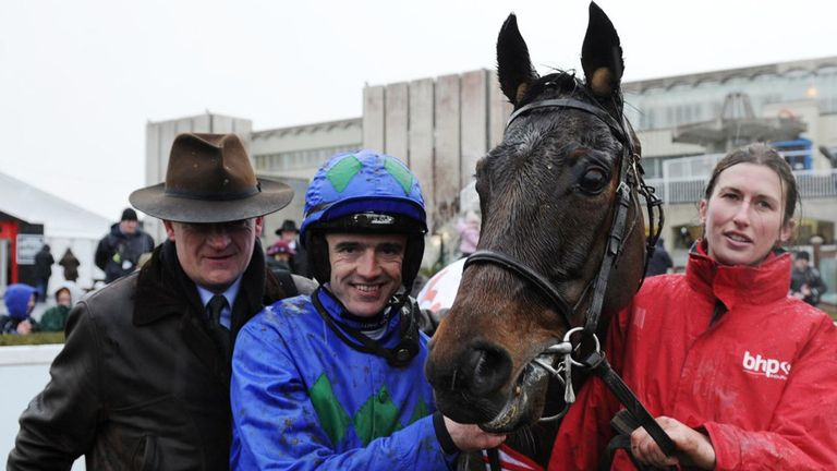 Willie Mullins reports Hurricane Fly to be in top form