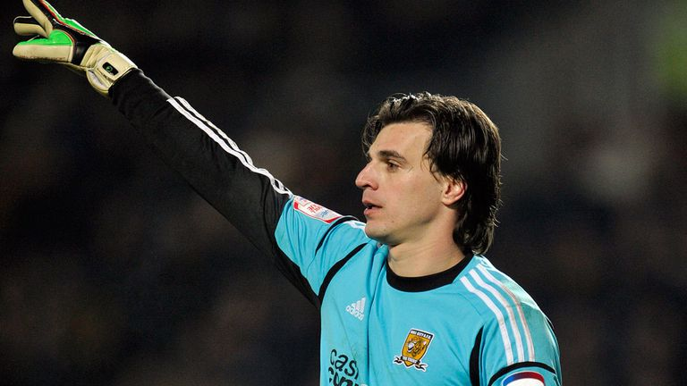 Eldin Jakupovic: Back at Brisbane Road