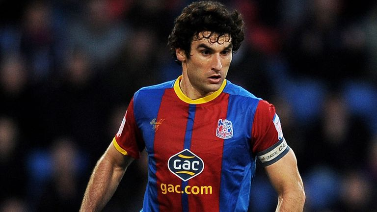 Mile Jedinak: Not bothered by underdog tag for Crystal Palace