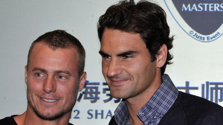 Lleyton Hewitt and Roger Federer: Mutual respect