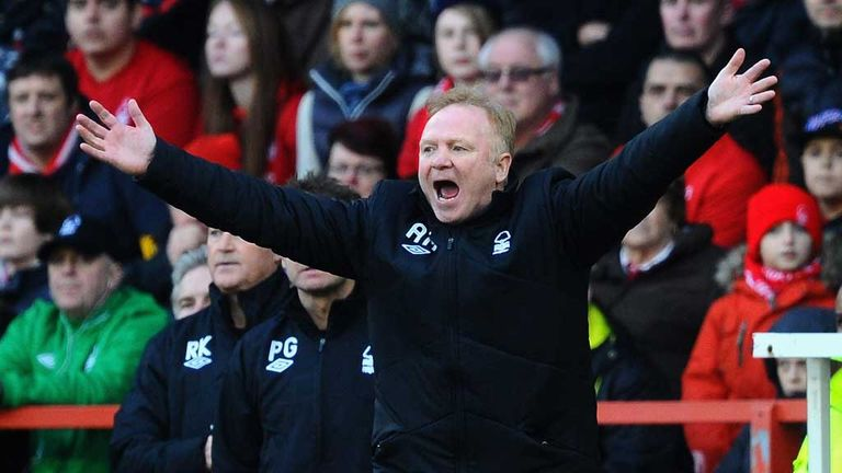 Alex McLeish: Left Nottingham Forest after just 41 days in charge