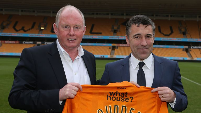 Dean Saunders: New Wolves boss