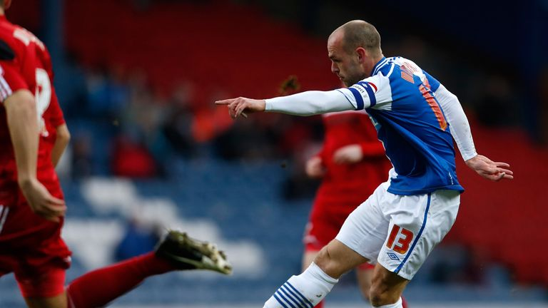 Danny Murphy: Midfielder parts company with Blackburn
