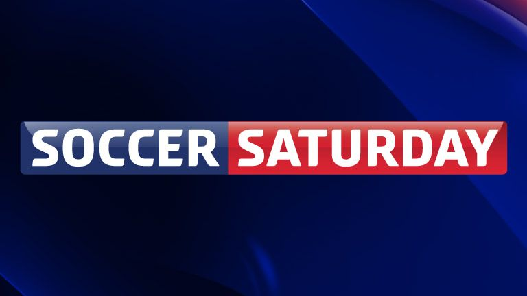 Soccer Saturday: join the gang for all the goal news