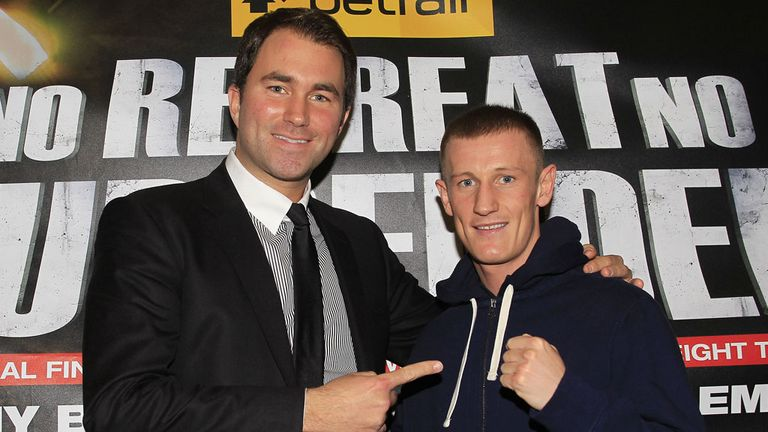 Eddie Hearn reveals Tom Stalker as his latest signing