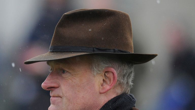 Willie Mullins: Sends Twigline to Sandown on Friday