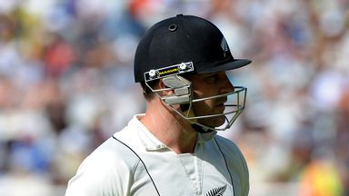 Brendon McCullum's New Zealand side suffered two heavy defeats in South Africa